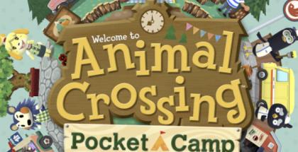 Animal Crossing: Pocket Camp.