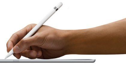 Nykyinen Apple Pencil iPad Pro -laitteille.