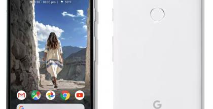 Nykyinen Google Pixel 2.