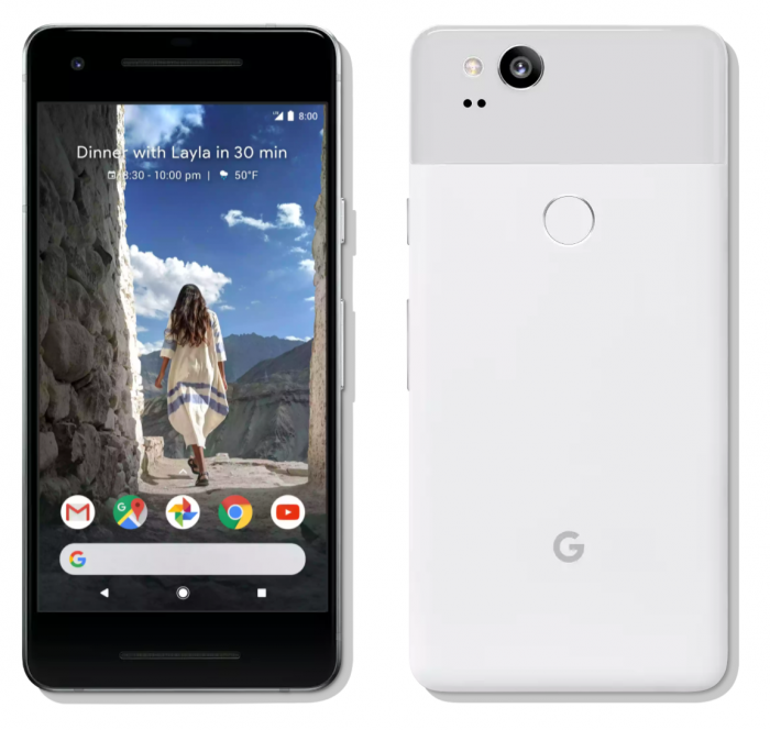 Google Pixel 2.