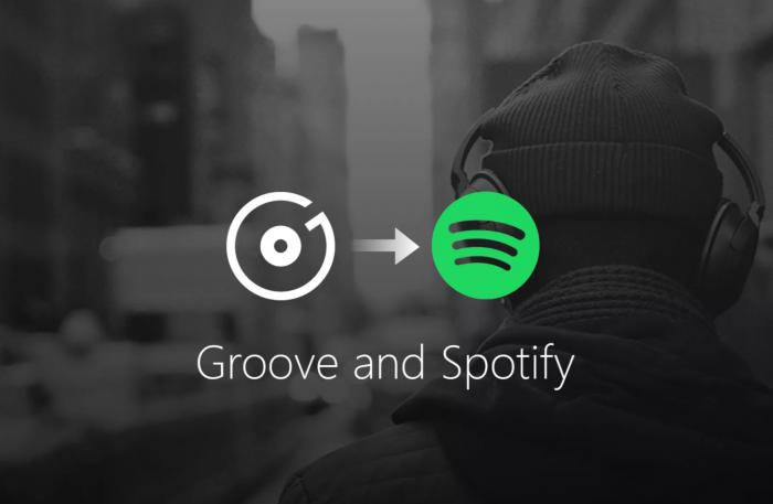 Groove tulee tiensä päätökseen. Spotifyta suositellaan tilalle.