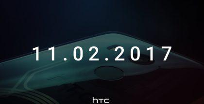 HTC:n ennakkokuvassa nähdään vilaus U11 Plussasta.