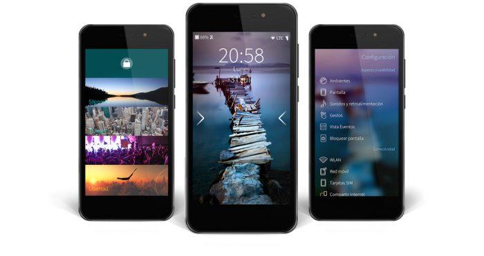 Accione-puhelimet on suunnattu Latinalaisen Amerikan markkinoille.