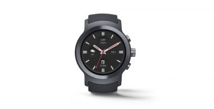 LG Watch Sport.
