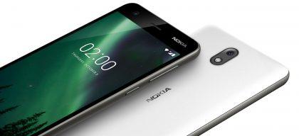 Nykyinen Nokia 2. Tuleva Nokia 1 olisi vielä edullisempi älypuhelin.