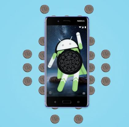 Ensimmäisenä beetatestattavaksi halukkaat saavat Nokia 8:n Android Oreo -päivityksen.