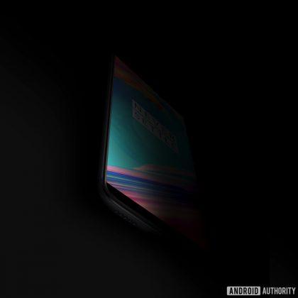 Android Authority -sivuston aiemmin julkaisema kuva seuraavasta OnePlus-puhelimesta.