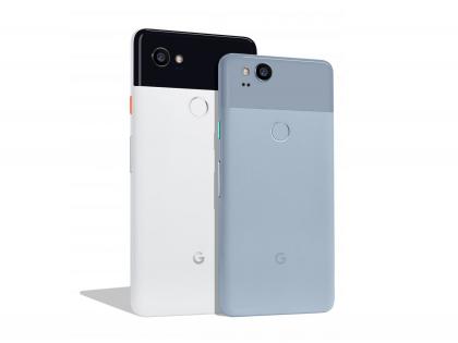 Google Pixel 2 XL ja Pixel 2.