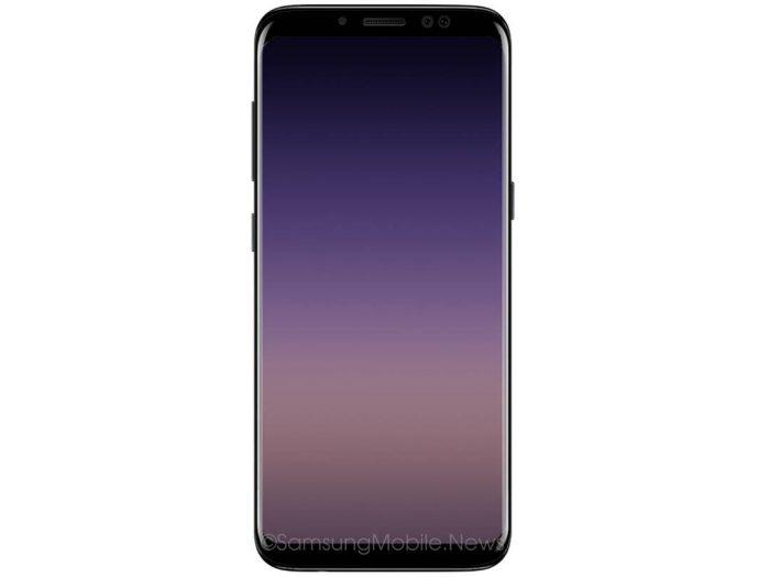 Samsung Galaxy A -sarjan puhelin vuosimallia 2018 voi näyttää tältä.