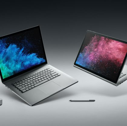 Microsoft julkisti Surface Book 2:n – tehokkain Microsoft-kannettava toistaiseksi