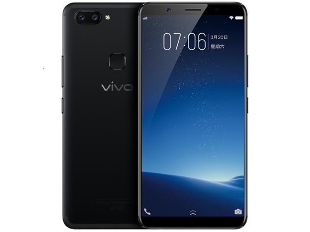 Vivo X20 voisi muotoilunsa puolesta toimia hyvin pohjana OnePlussan seuraavalle puhelimelle.