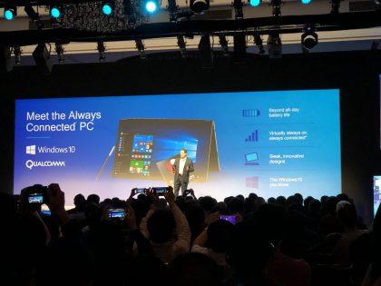ARM-pohjaiset Windows-kannettavat erottuvat aiemmasta monin eri tavoin.