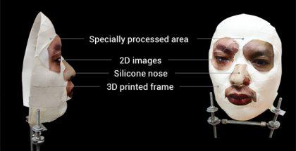 Face ID:tä huijattiin maskilla.
