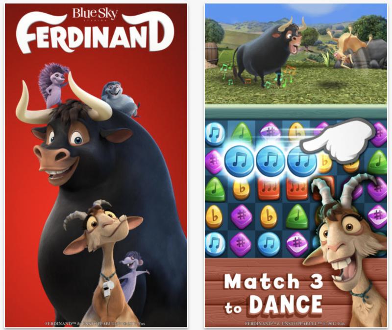 Ferdinand: Unstoppabull.