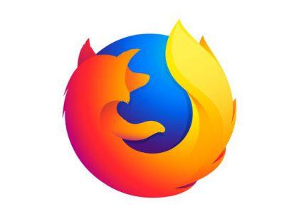 Firefox Quantum logo.
