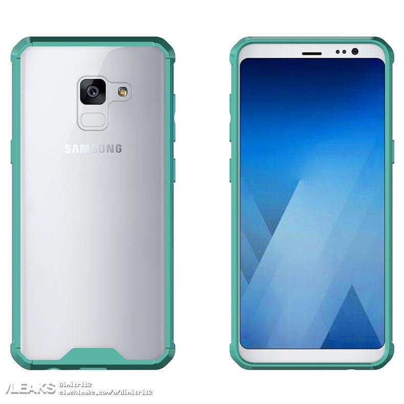 Galaxy A5 2018.
