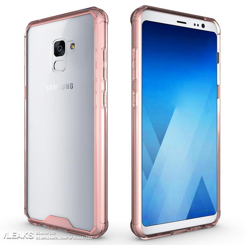 Galaxy A7 2018.