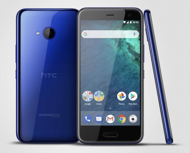 HTC U11 life tulee Android One -versiona puhtaalla Androidilla.