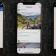 Nordean Tunnusluvut -sovellusta ei ole vieläkään optimoitu iPhone X:n näytölle. Instagram ja muut Facebookin palvelut hyödynsivät suurempaa näyttöä alusta alkaen. Kuvassa mustilla reunuksilla vielä varustettu Google Mapskin on sittemmin saanut suuremman näytön tuen.