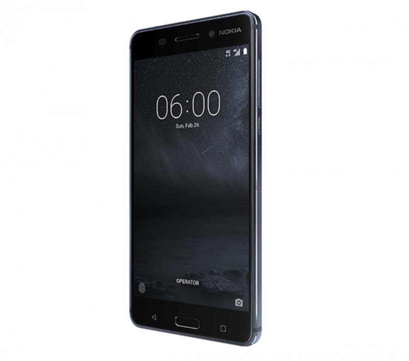 Sininen Nokia 6.