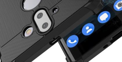 Nokia 9:lle myydään jo suojakuoria.