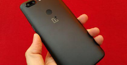 OnePlus 5T on saamassa seuraajan alle puolen vuoden päästä.