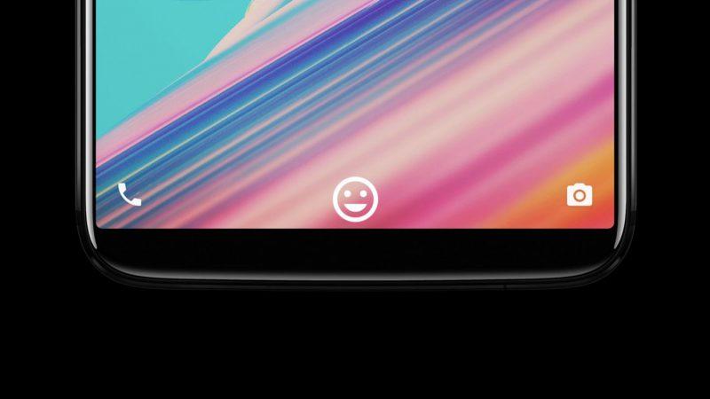 OnePlus 5T:ssä on erittäin nopeasti toimiva kasvojentunnistus puhelimen lukituksen avaamiseen.