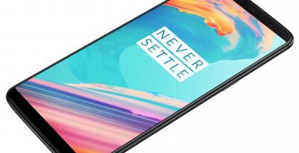 OnePlus 5T:ssä on 6,01 tuuman Full Optic AMOLED -näyttö 18:9-kuvasuhteella.