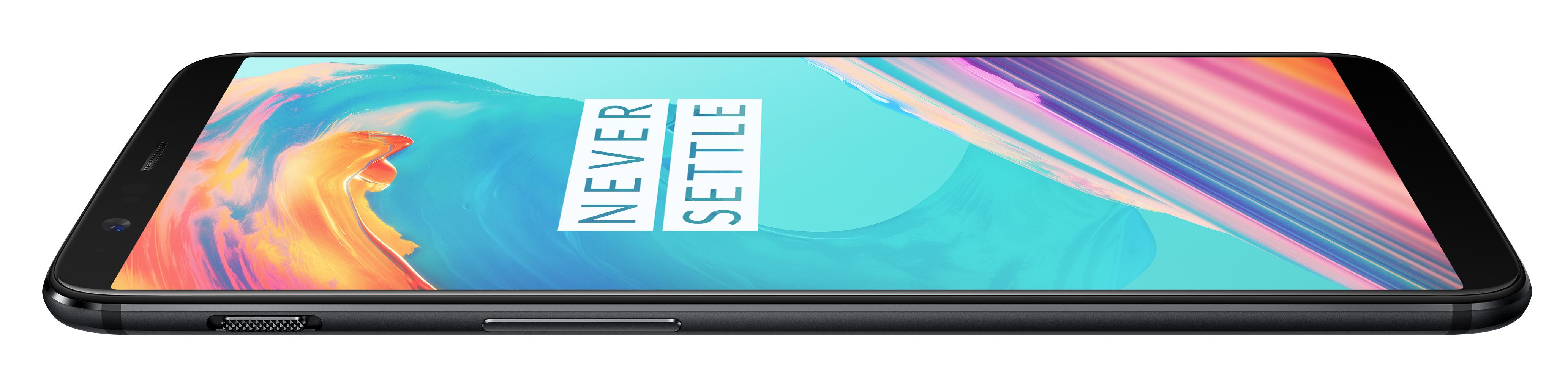 OnePlus 5T.