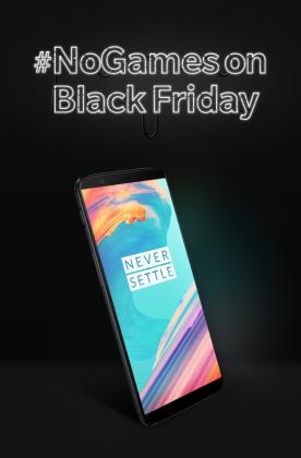 OnePlus ottaa kantaa Black Friday -alennuksiin.