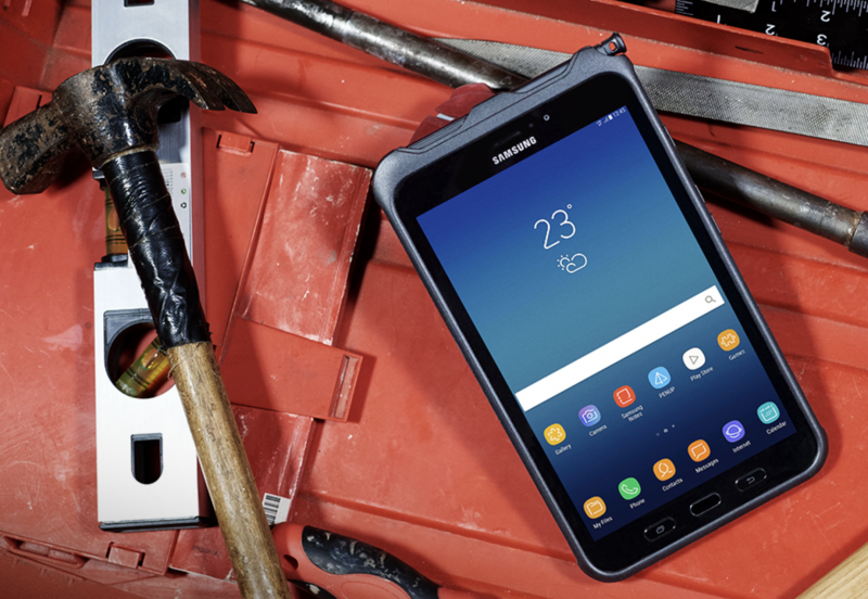 Samsung Galaxy Tab Active2.
