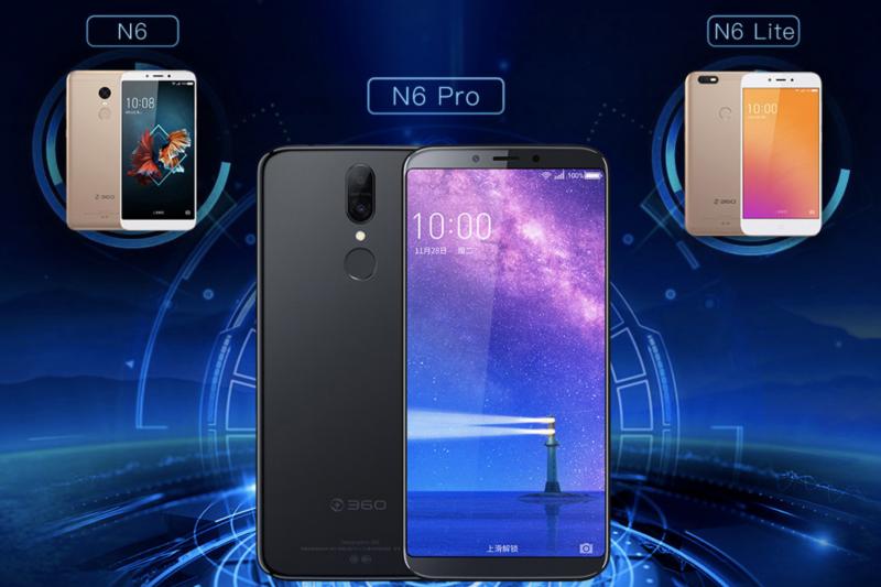 360 Mobiles esitteli uuden N6-puhelinmalliston.