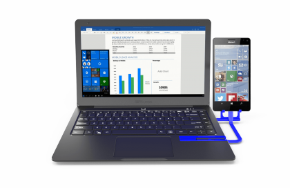 Mirabookin piti toimia useiden laitteiden, myös Samsungien, kanssa.
