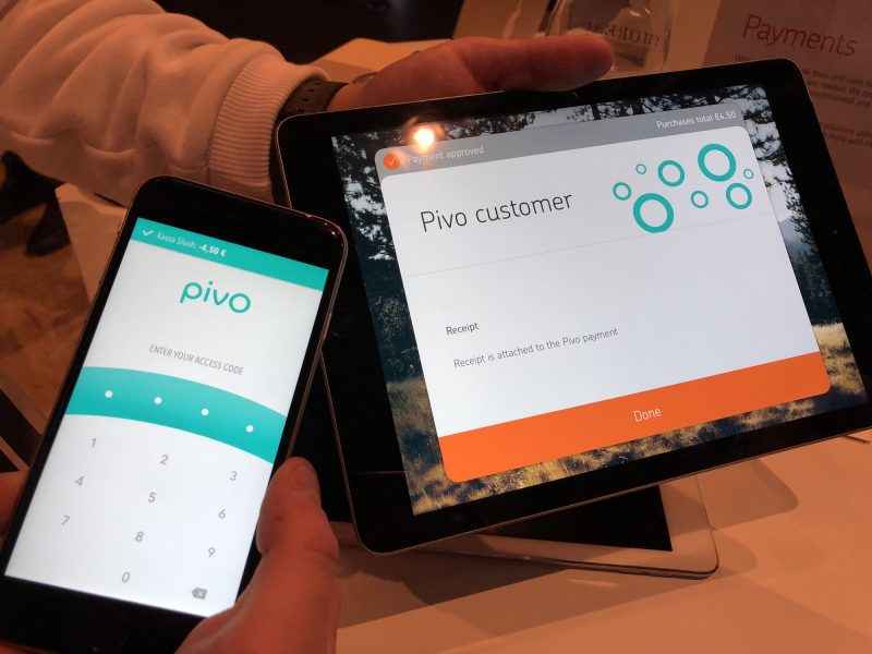 OP Labs mobiilimaksaminen Pivo