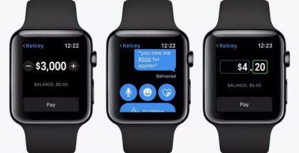 Apple Payn kaverimaksut toimivat vasta Yhdysvalloissa.