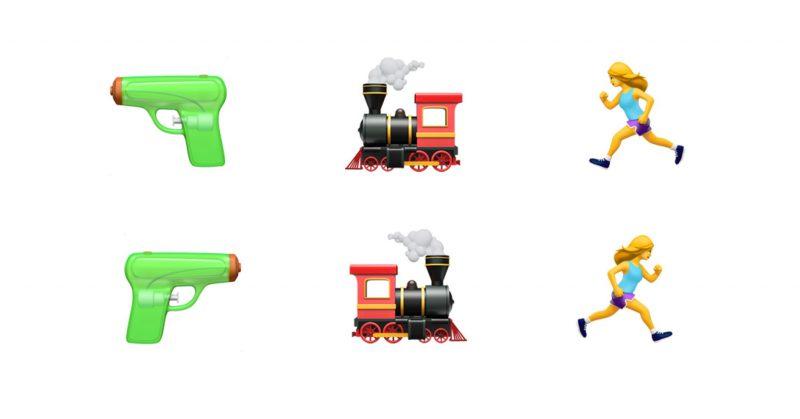 Emojit voivat mahdollisesti saada eri suuntavaihtoehdot. Kuva: Emojipedia.