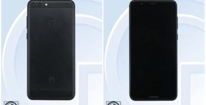 "Huawei FIG-LX1 eli ""P smart"" TENAAn kuvissa."