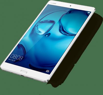 Nykyinen Huawei MediaPad M3.