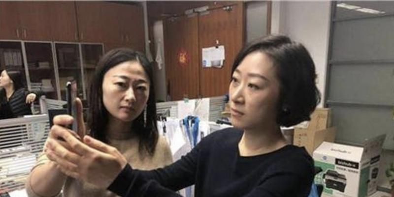 Aiemmin Kiinassa esillä oli tapaus, jossa naisen kollega onnistui avaamaan lukituksen omilla kasvoillaan.