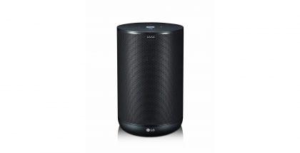 LG ThinQ Speaker.