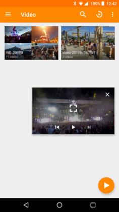 VLC sai tuen Android Oreon kuva kuvassa -toiminnolle.