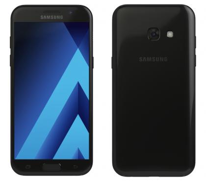 Samsung Galaxy A5 (2017).