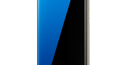 Samsung Galaxy S7 edge.