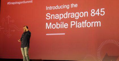 Snapdragon 845 on Qualcommin seuraava huippuluokan lippulaivajärjestelmäpiiri.