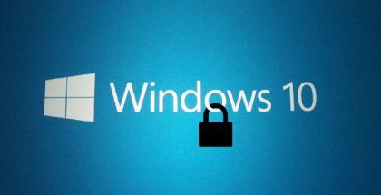 Windows 10 haavoittuvuus.