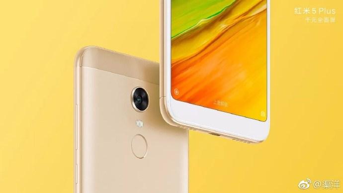 Myös Xiaomin Redmi 5 -puhelimet tukevat uusia eleitä.