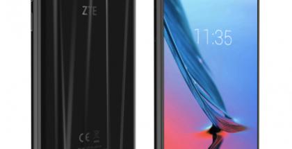 Blade V9 on ZTE:n uusimpia älypuhelinmalleja.