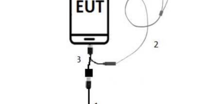 FCC:n dokumentit kertovat saman liitännän toimivan sekä lataukseen että äänentoistoon sekä vihjaavat adapterista.