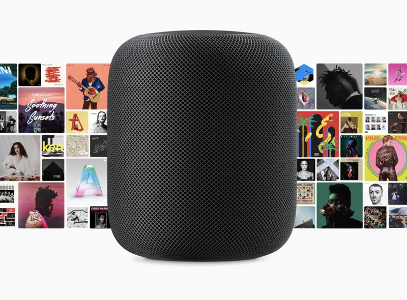 Apple on nostanut Apple Musicin keskiöön omassa HomePod-kaiuttimessaan.