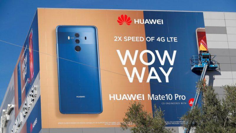 Huawei oli valmistellut suuren markkinointikampanjan Yhdysvaltoihin.